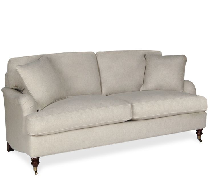 Not a tight back, and only 78 inches.  But like the lines and has a matched loveseat that is 51 inches.  $1299 @ Boston Interiors