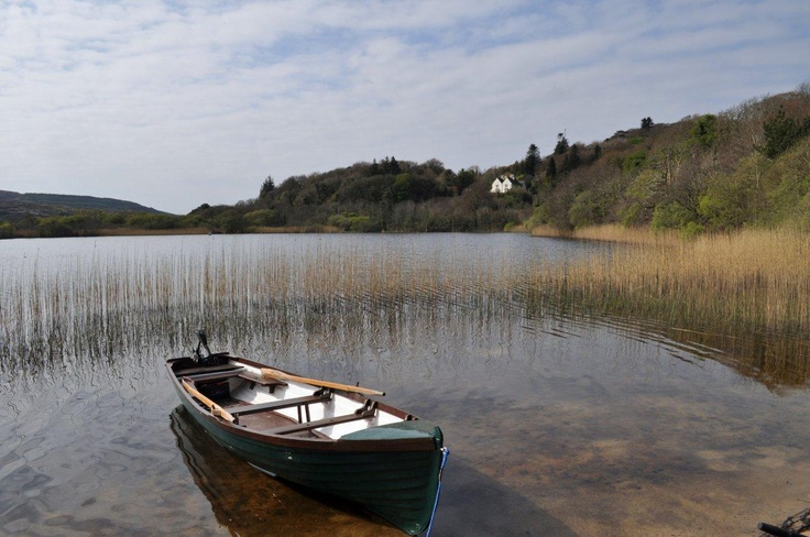 Take a row boat onto the Lake Abisdealy - enquire when making a reservation.