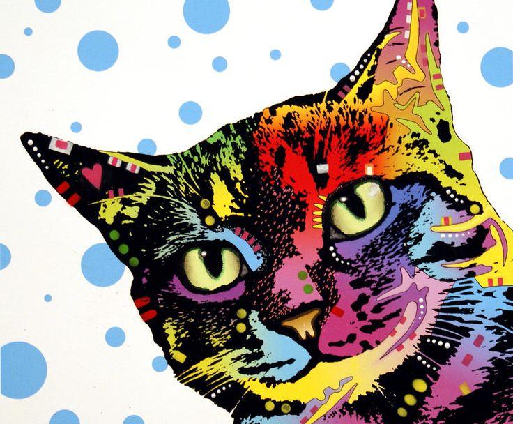 cat+artwork | The Pop Cat Painting
