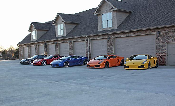 Dream Car Garage: Cars, Vehicles, Modes Of Transportation