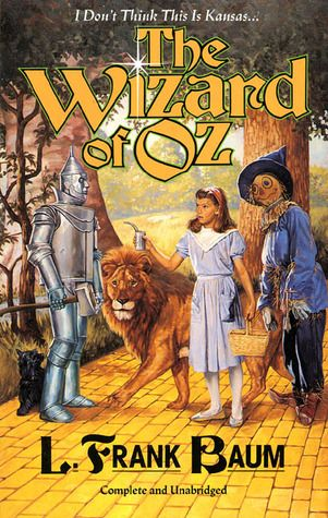 The wonderful wizard of oz book chapter summary