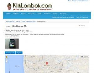 Situs Jual Beli Online untuk Lombok & Sumbawa | Radio Internet Lombok [R][i][L]