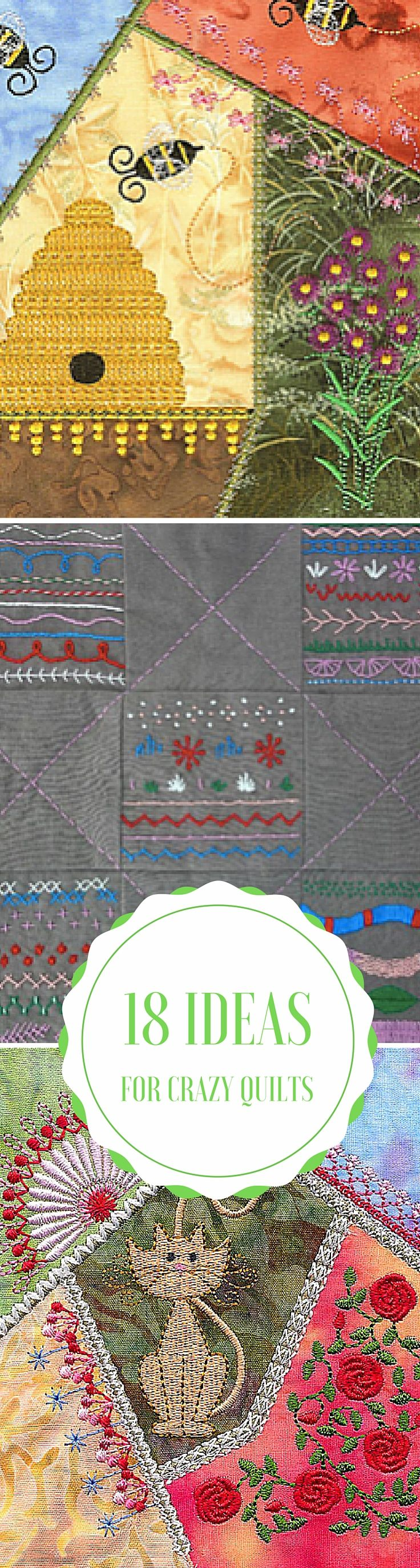 Best 25 Embroidered Quilts Ideas On Pinterest Diy
