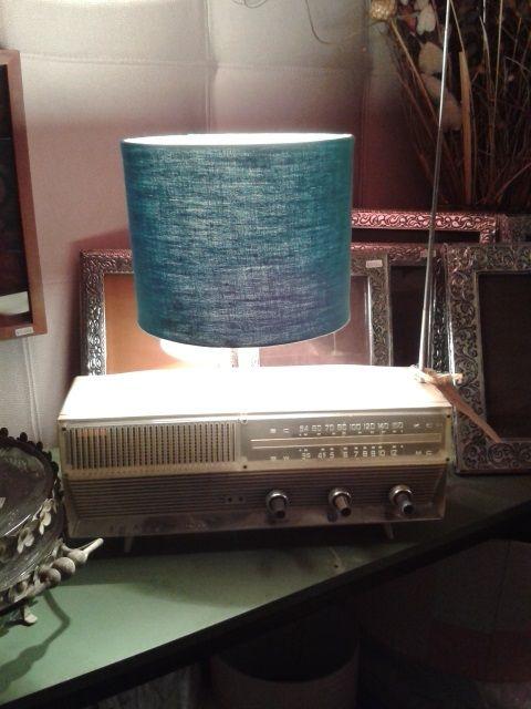 Radio Lámpara
