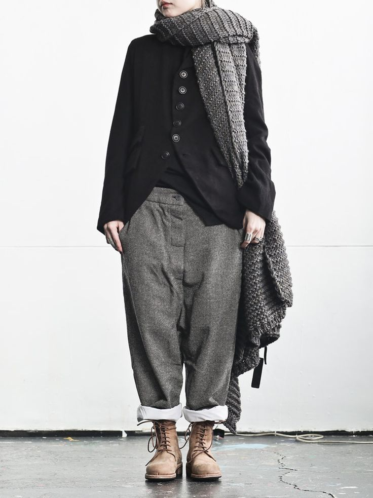WOMEN CATEGORY :: CLOTH :: TROUSERS ::  MARIA TURRI ブロックチェックパンツ 69,000 Yen (74,520 Yen 税込)