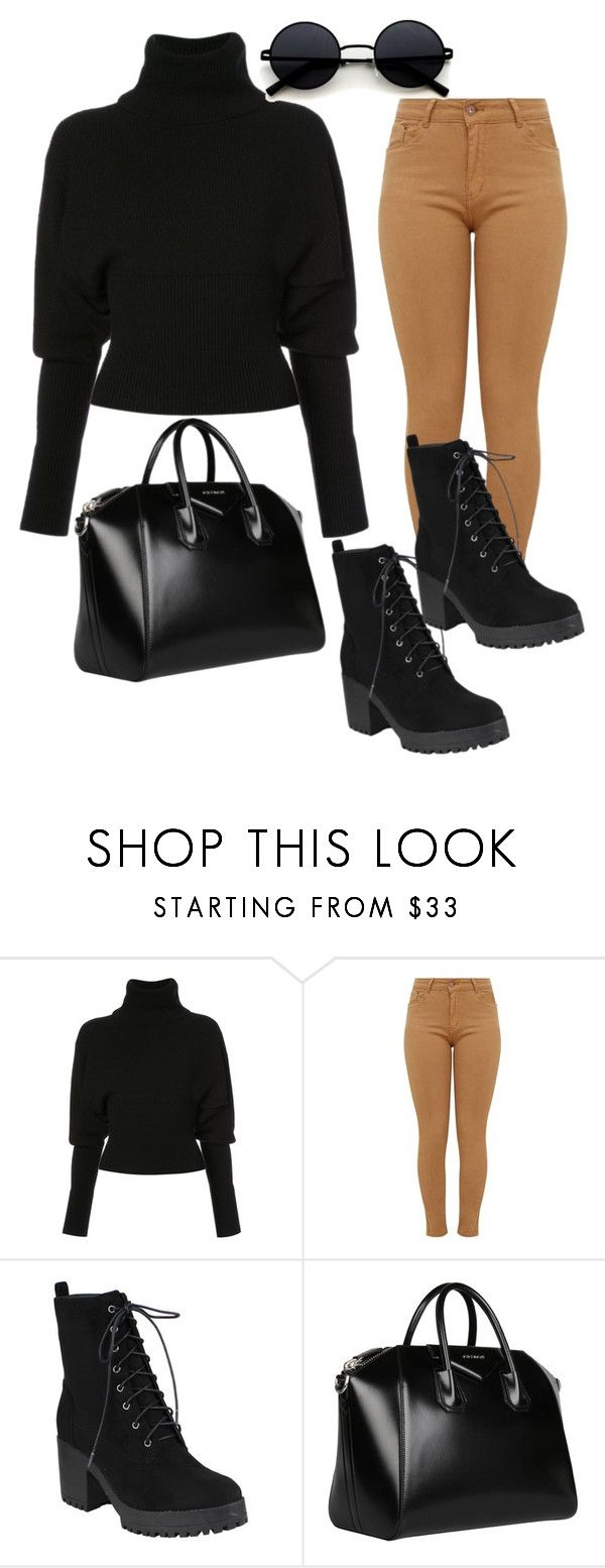 """""""fall"""" by valeria-arcos on Polyvore featuring Creatures of the Wind and Givenchy"""
