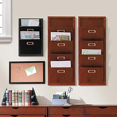 Incroyable Hanging Office Organizers | Mail U0026 Message Center | Pinterest | Office  Organization, Organization And Home Organization