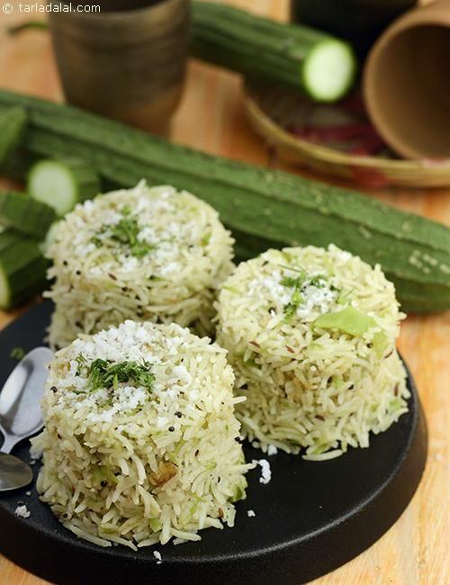 Dodkyacha Bhaat recipe | by Tarla Dalal | Tarladalal.com | #40187