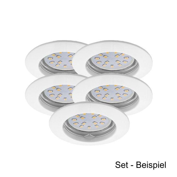 LED Einbaustrahler SET Kanlux GU10 230V 5 Watt Warmweißes Licht Äquivalent 35W Halogen diese Beleuchtung finden Sie hier: http://www.ledsplanet.de/led-einbaustrahler-set-kanlux-weiss-gu10-230v-5-watt-warmweiss.html