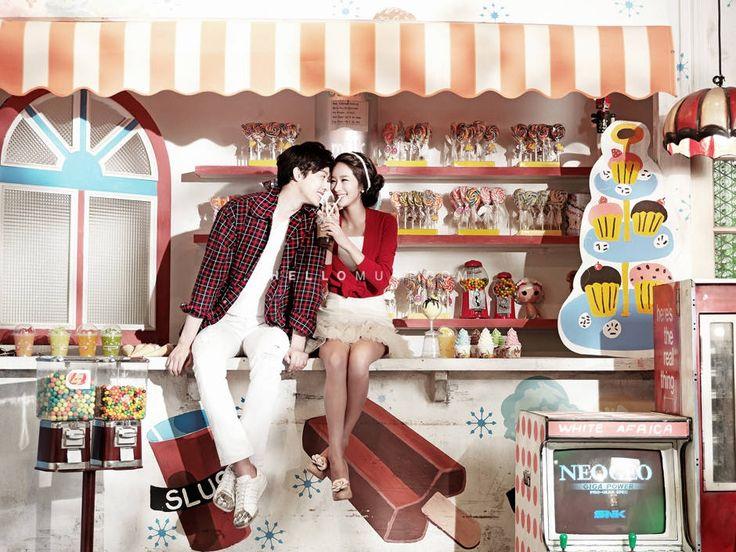 Korean pre wedding photo, Korean concept pre wedding photo shoot, Korea pre wedding package, premium pre wedding package in Korea, hellomuse