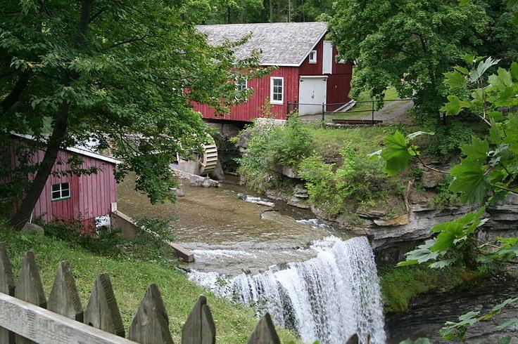 Decew Falls, St Catherines , Ontario
