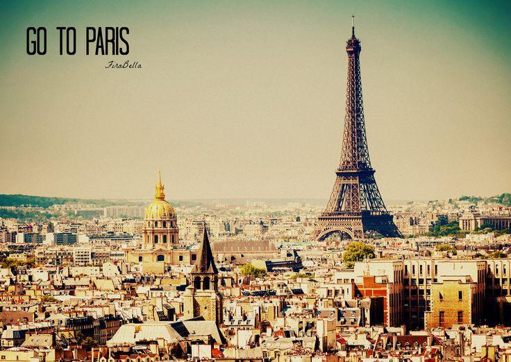 Go to Paris