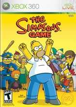 Reece - the simpsons game for xbox
