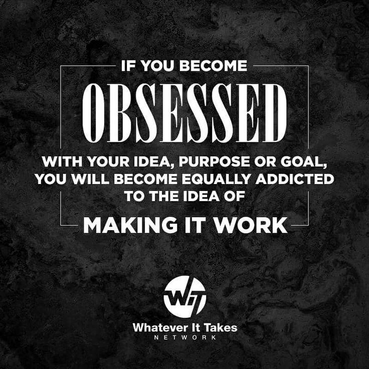 Obsessive Quotes Motivational: 13 Best MOTIVATION Images On Pinterest