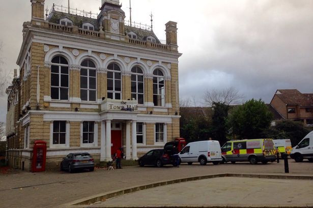 Historic Staines Town Hall could be turned into apartments under council plans…