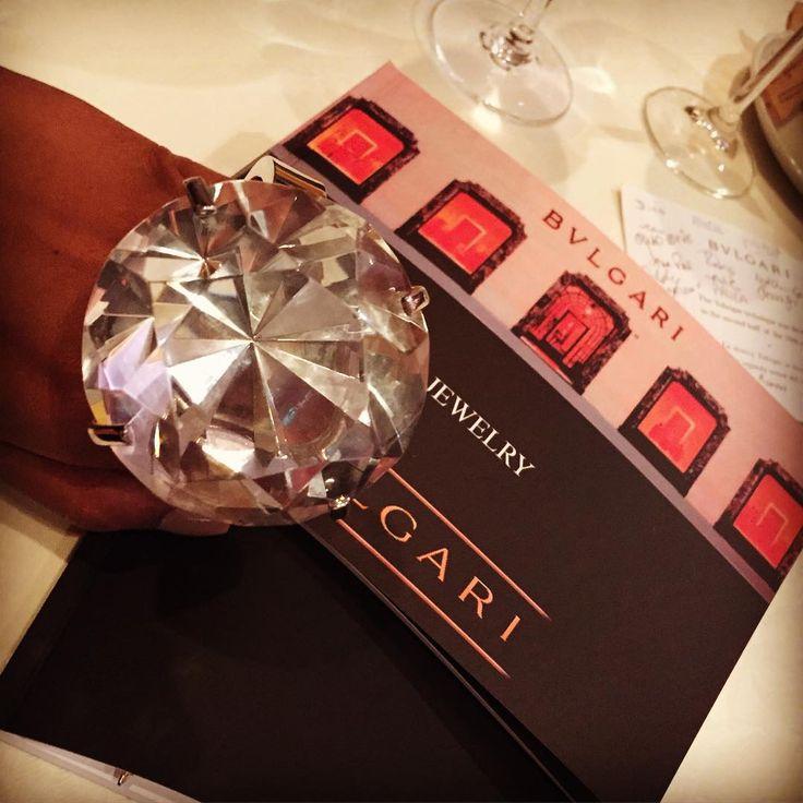 Diamonds.... the perfect symbol of eternal love !!! # bvlgari#training2015#passion#  luxury#design#creativity#