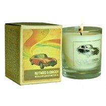 Man's Candle Motor Oil
