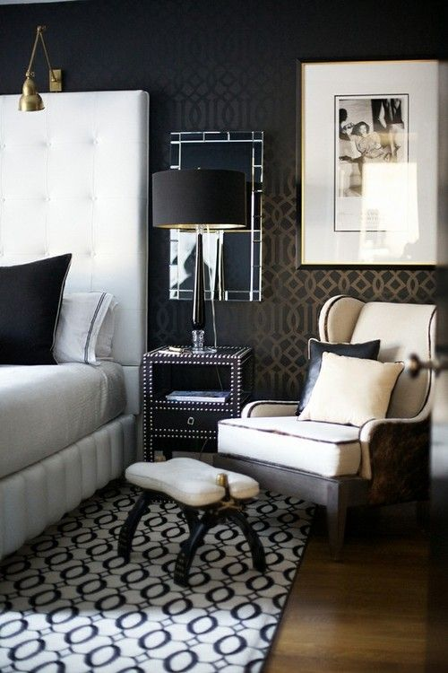 Master bedroom? Reminds me of a great hotel room.