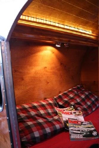 30 best images about teardrop interiors on pinterest gidget retro teardrop camper teardrop. Black Bedroom Furniture Sets. Home Design Ideas