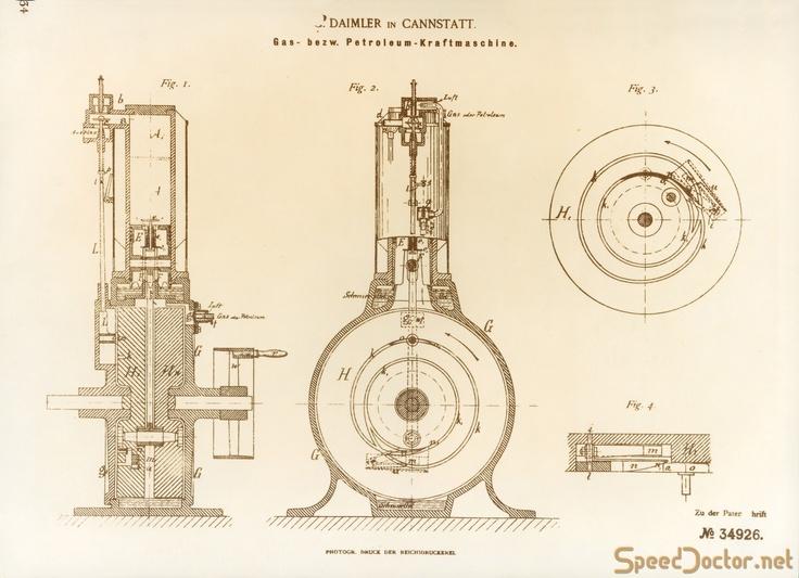 Gottlieb Daimler's Grandfather Clock