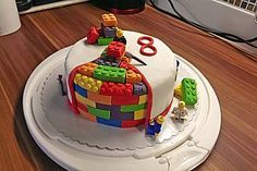 Kinderpingui Torte