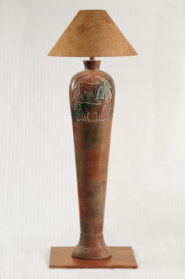 Southwestern Floor Lamps