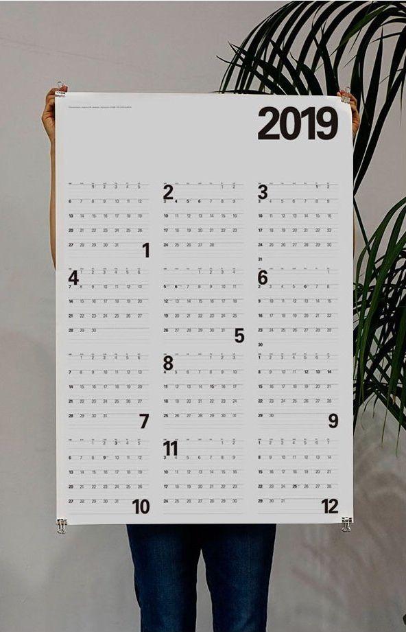 2021 Wall Calendar 2021 Wall Planner Wall Poster Calendar Etsy Wall Calendar Design Wall Planner Diy Calendar Wall