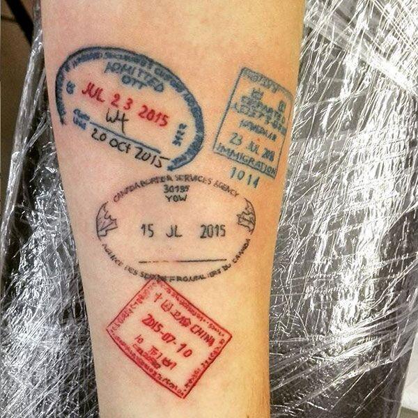 Best 25+ Dainty Tattoos Ideas On Pinterest