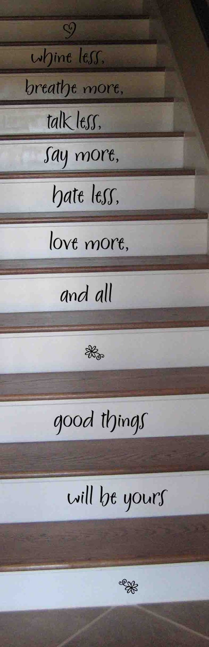 the steps to happiness