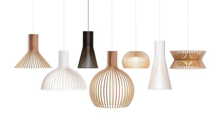 Secto Design Leuchten  Ein Traum aus Holz