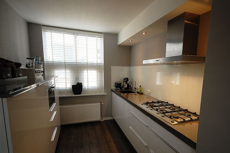 17 beste idee n over kleine keuken ontwerpen op pinterest kleine keukens keuken opstellingen - Kleine keuken amerikaanse keuken ...