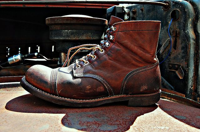 Tried and tested - Iron Rangers