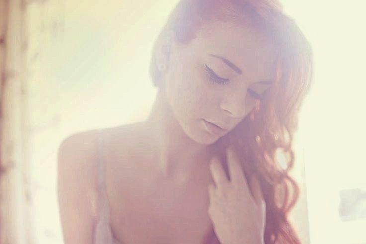 Emmi-Jelena Rasku   #girl #redhead #redhair #curlyhair