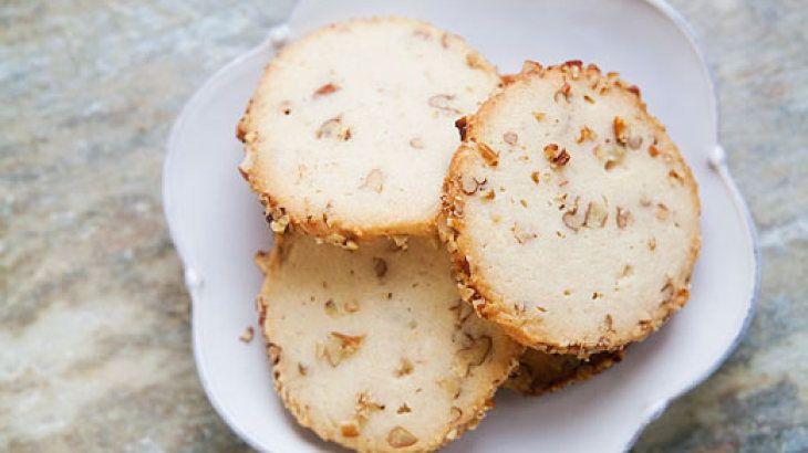 Cream Cheese Pecan Cookies | BAKING | Pinterest
