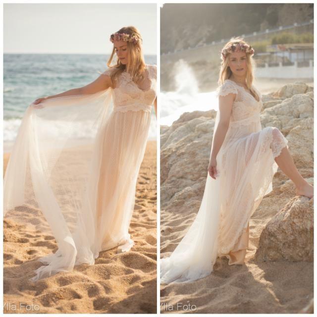 boda en el mar | el-shooting-de-immacl-en-sant-pol-de-mar-bodas-con-detalle-blog-de ...