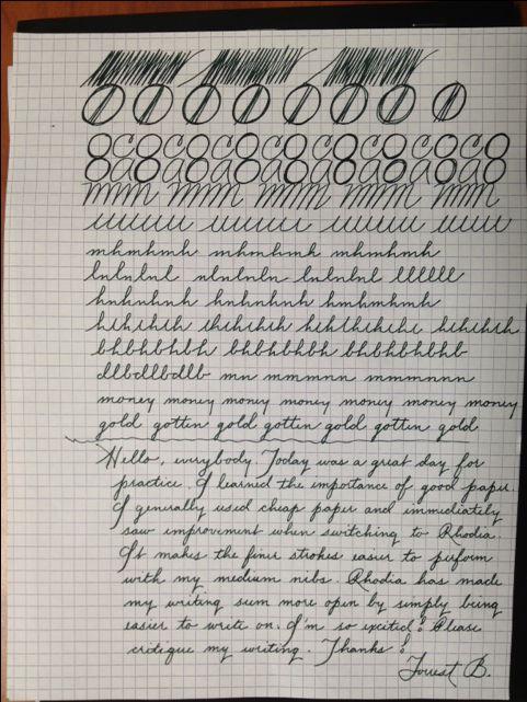 33 Best Penmanship Images On Pinterest Lettering Hand