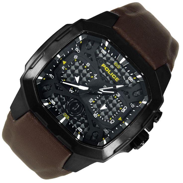 A-Watches.com - Police Watch PL13929JSB/02A, $187.00 (http://www.a-watches.com/pl13929jsb-02a/)