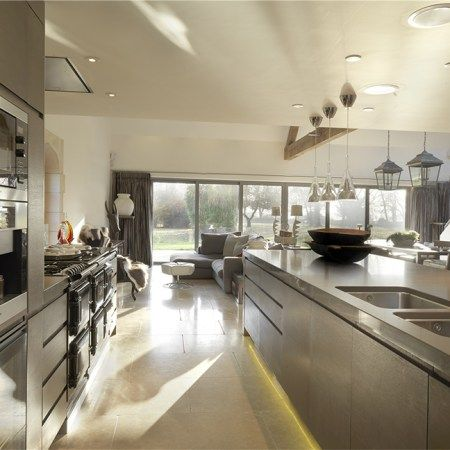 Kitchen in a Cotswold Manor House
