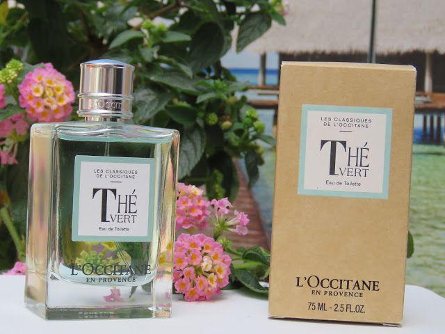 L'Occitane Thé Vert Eau de Toilette - aus der Duftklassiker-Kollektion - Testgitte70 Blog über Naturkosmetik, Lifestyle und Genuss