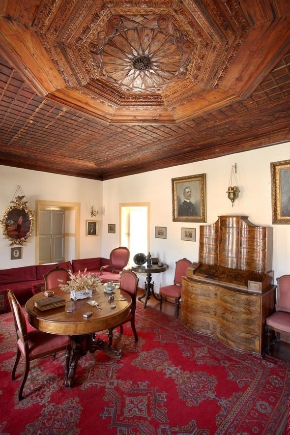 To σπίτι της Λασκαρίνας Μπουμπουλίνας! - Σπέτσες - Spetses