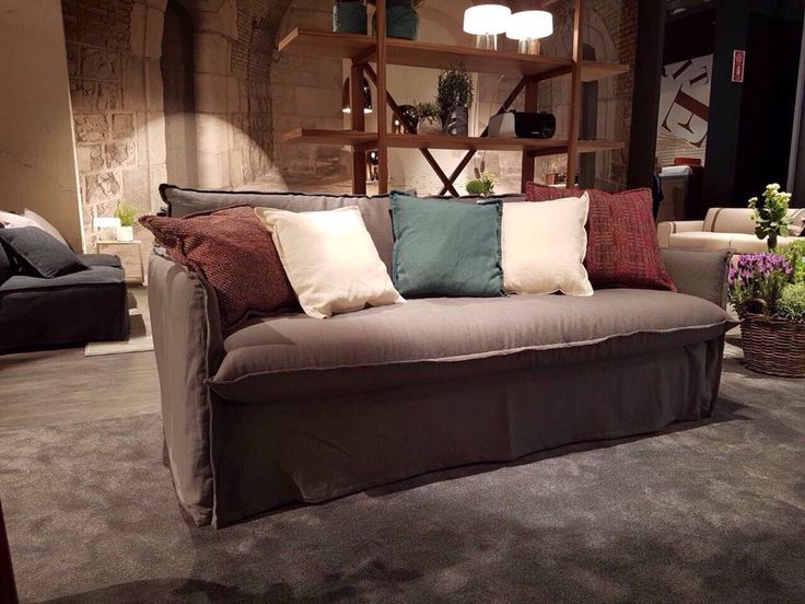 Clarke, New Sofa And Sofa Bed By Milano Bedding   Here At Salone Del Mobile