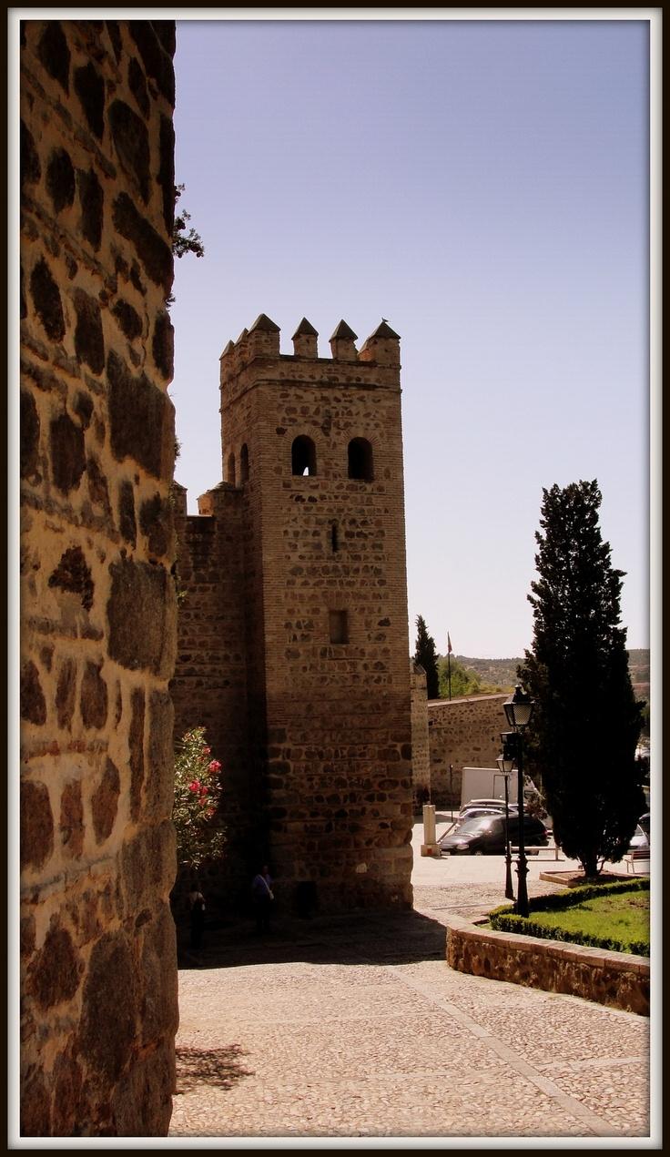 Murallas. Toledo