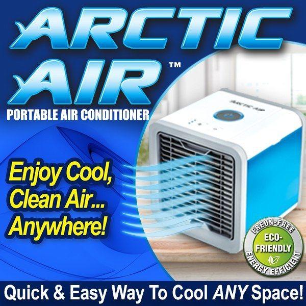 Arctic Air The Personal Portable Air Conditioner Portable Air Conditioner Arctic Air Air Conditioner
