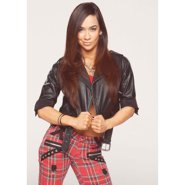 Tumblr ❤ liked on Polyvore featuring aj lee y wwe