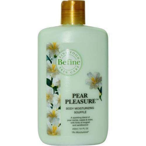 Pear Pleasure Body Souffle Lotion --250ml-8.4oz