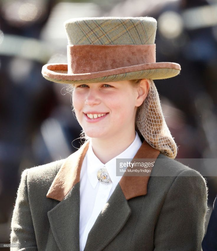 (EMBARGOED FOR PUBLICATION IN UK NEWSPAPERS UNTIL 48 HOURS AFTER CREATE DATE AND TIME) Lady Louise Windsor seen carriage driving as she takes part in The Champagne Laurent-Perrier Meet of the British Driving Society on day 5 of the Royal Windsor Horse Show in Home Park on May 14, 2017 in Windsor, England. Lady Louise has taken over from her Grandfather Prince Philip, Duke of Edinburgh to lead the procession, driving a recently restored carriage used by Queen Elizabeth II in 1943 and being…
