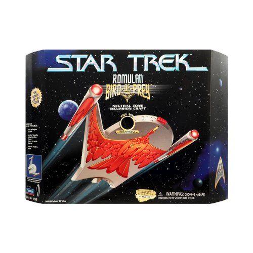 Star Trek Romulan Bird of Prey @ niftywarehouse.com #NiftyWarehouse #StarTrek #Trekkie #Geek #Nerd #Products