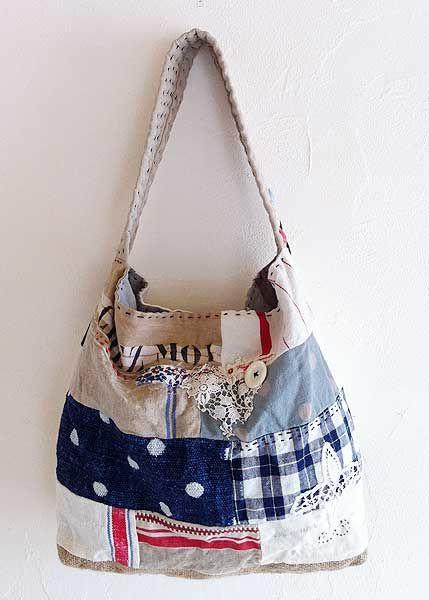 Patchwork-Bag