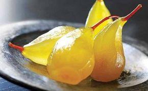 Γλυκό του κουταλιού αχλάδι - Sweet pear preserves