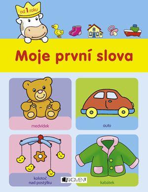 Moje první slova – žlutá   www.fragment.cz